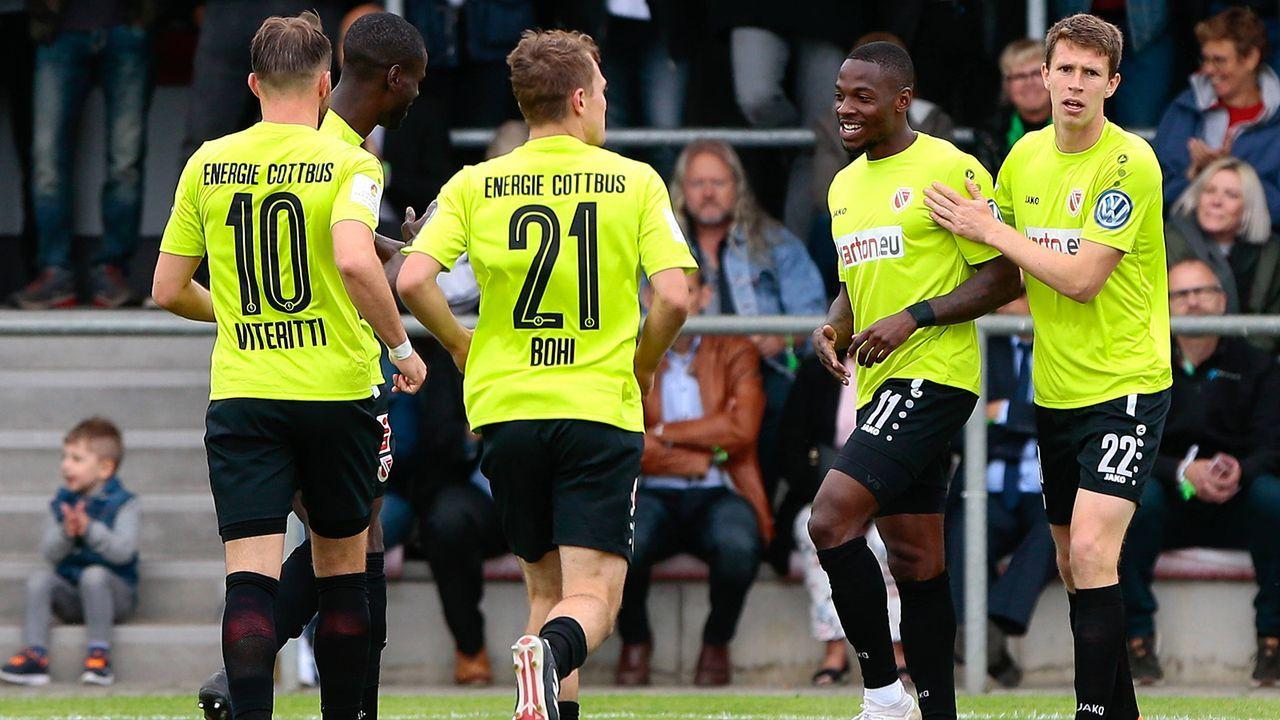 FC Energie Cottbus - Bildquelle: imago images / Jan Huebner
