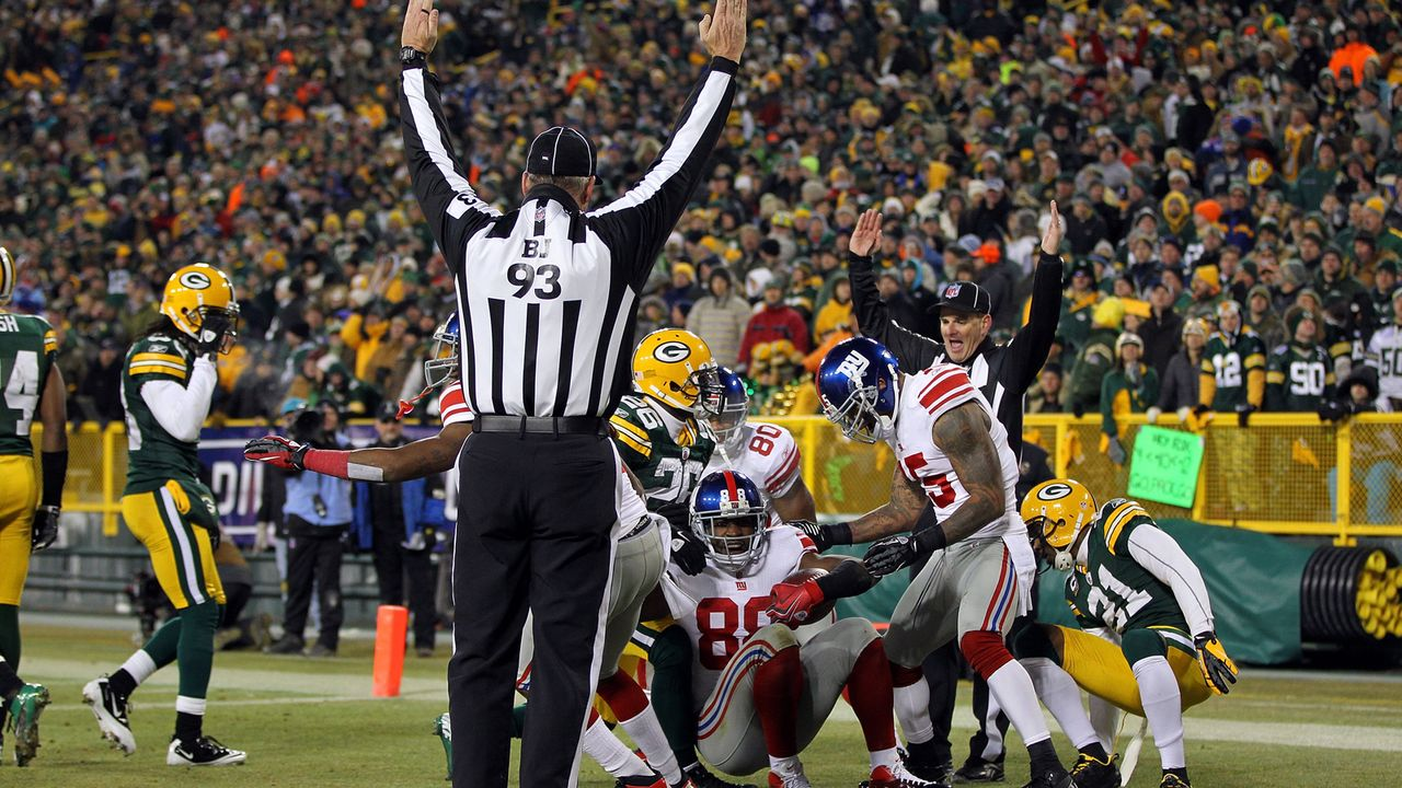 15. Januar 2012: New York Giants at Green Bay Packers (Divisional Round) - Bildquelle: 2012 Getty Images