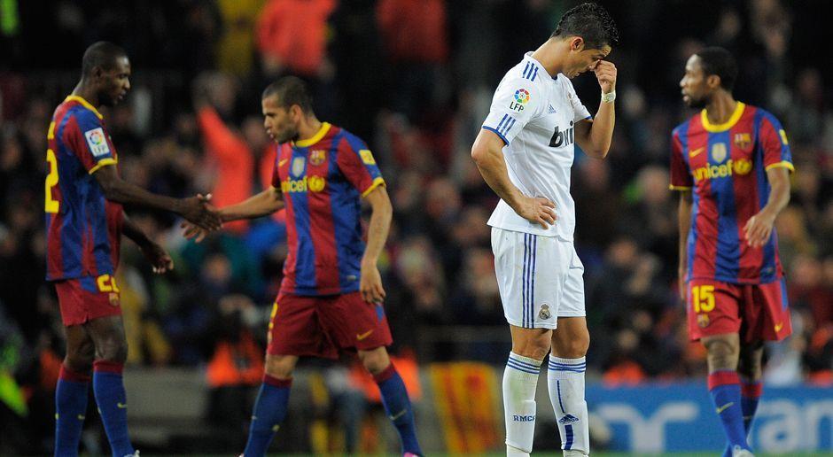 Mourinho und Guardiola - eine eigenartige Beziehung - Bildquelle: 2010 Getty Images