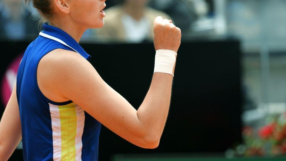 Neue Nummer zwei im Ranking: Karolina Pliskova - Bildquelle: AFPSIDTIZIANA FABI