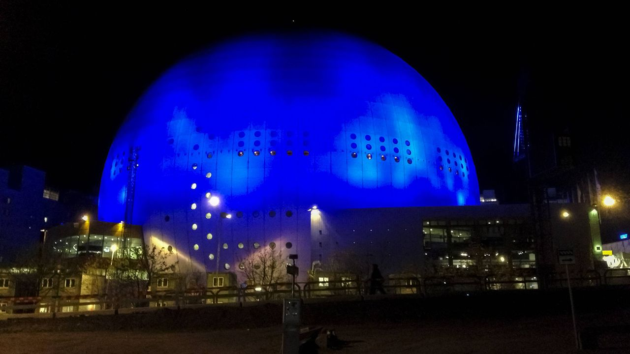 Ericsson Globe (Schweden) - Bildquelle: Imago