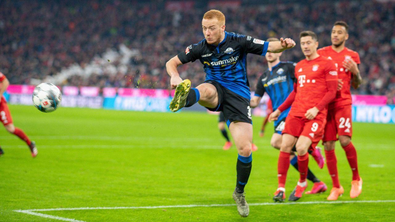 Platz 11: Sebastian Vasiliadis (SC Paderborn) - Bildquelle: imago images/Eibner