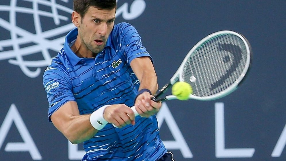 Djokovic will über den Sport hinaus etwas hinterlassen - Bildquelle: AFPSID-