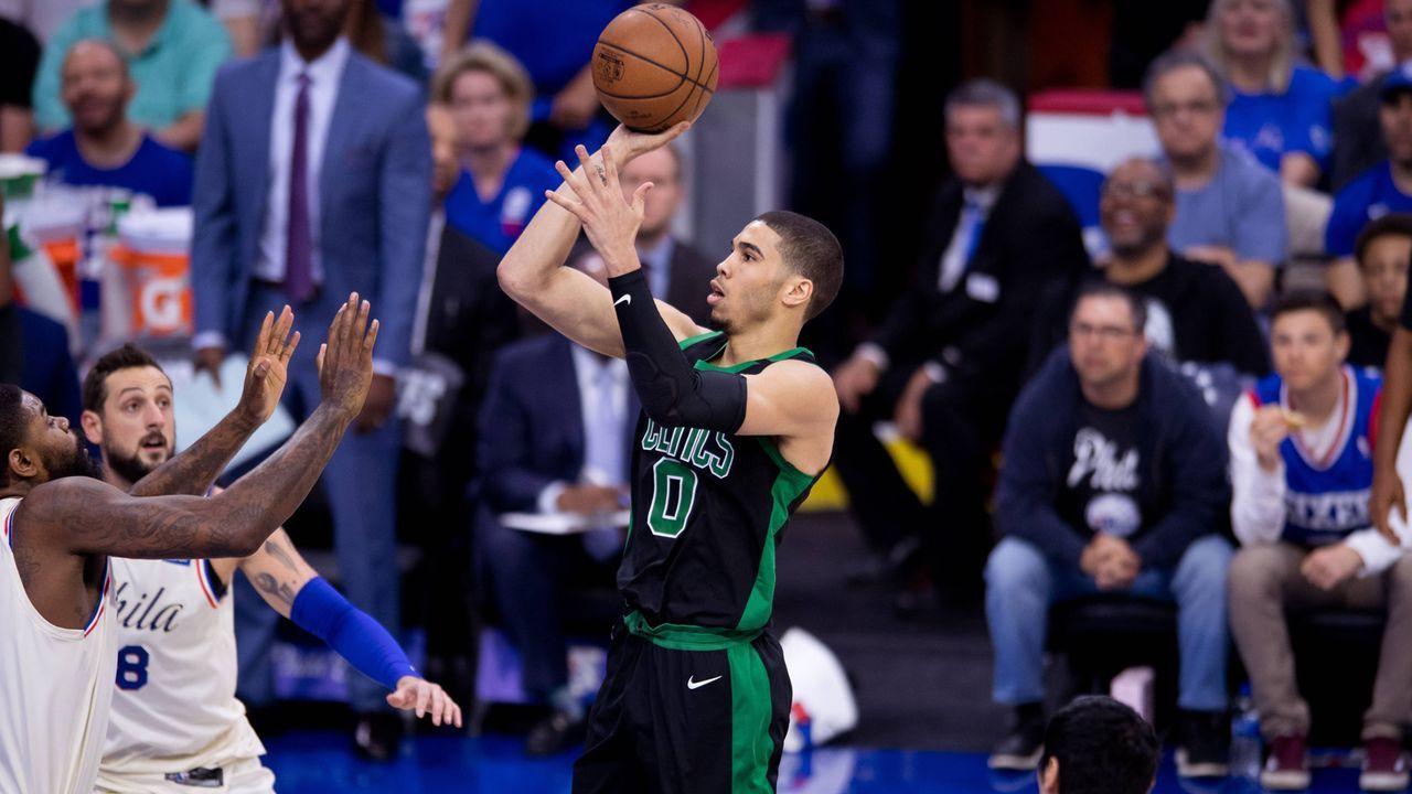 Platz 3: Boston Celtics - Bildquelle: imago