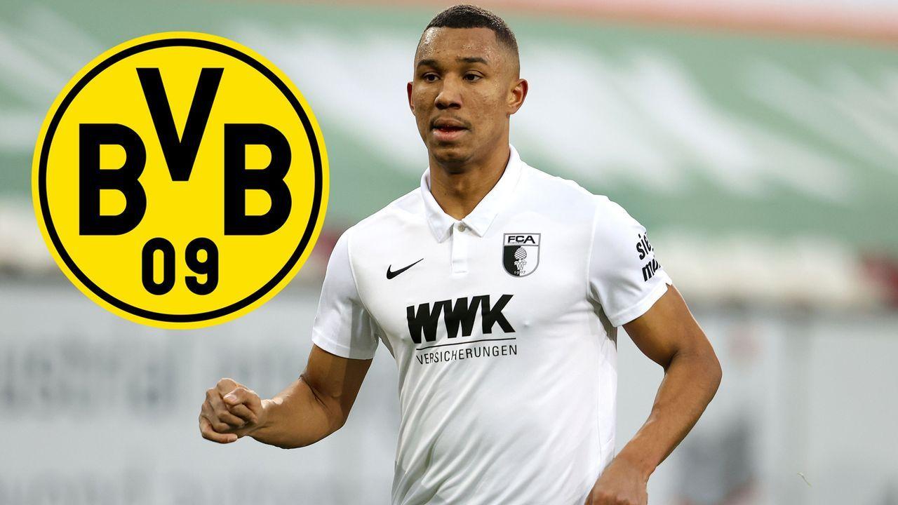 Felix Uduokhai (FC Augsburg) - Bildquelle: 2020 Getty Images