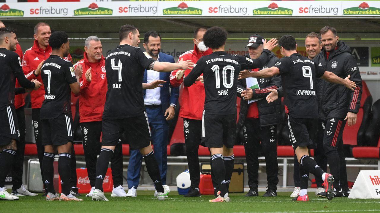 FCB-Stars gegen Freiburg in der Einzelkritik