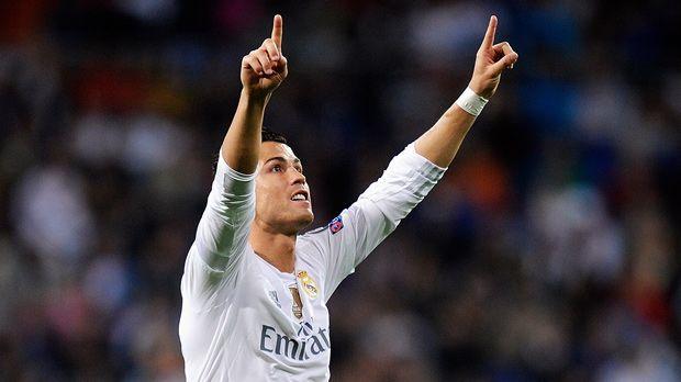Cristiano Ronaldo - Bildquelle: Getty Images