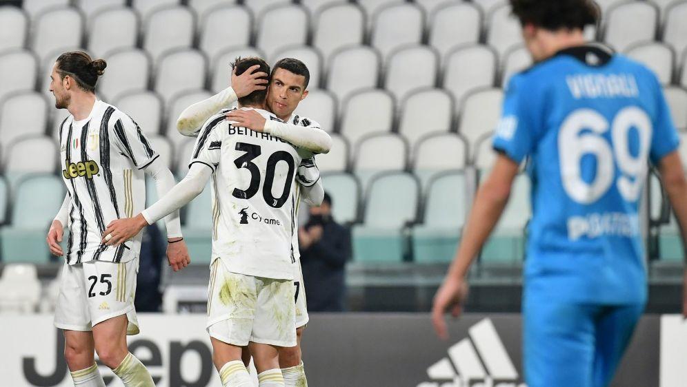 14. Saisonsieg für Juventus Turin - Bildquelle: AFPSIDIsabella BONOTTO