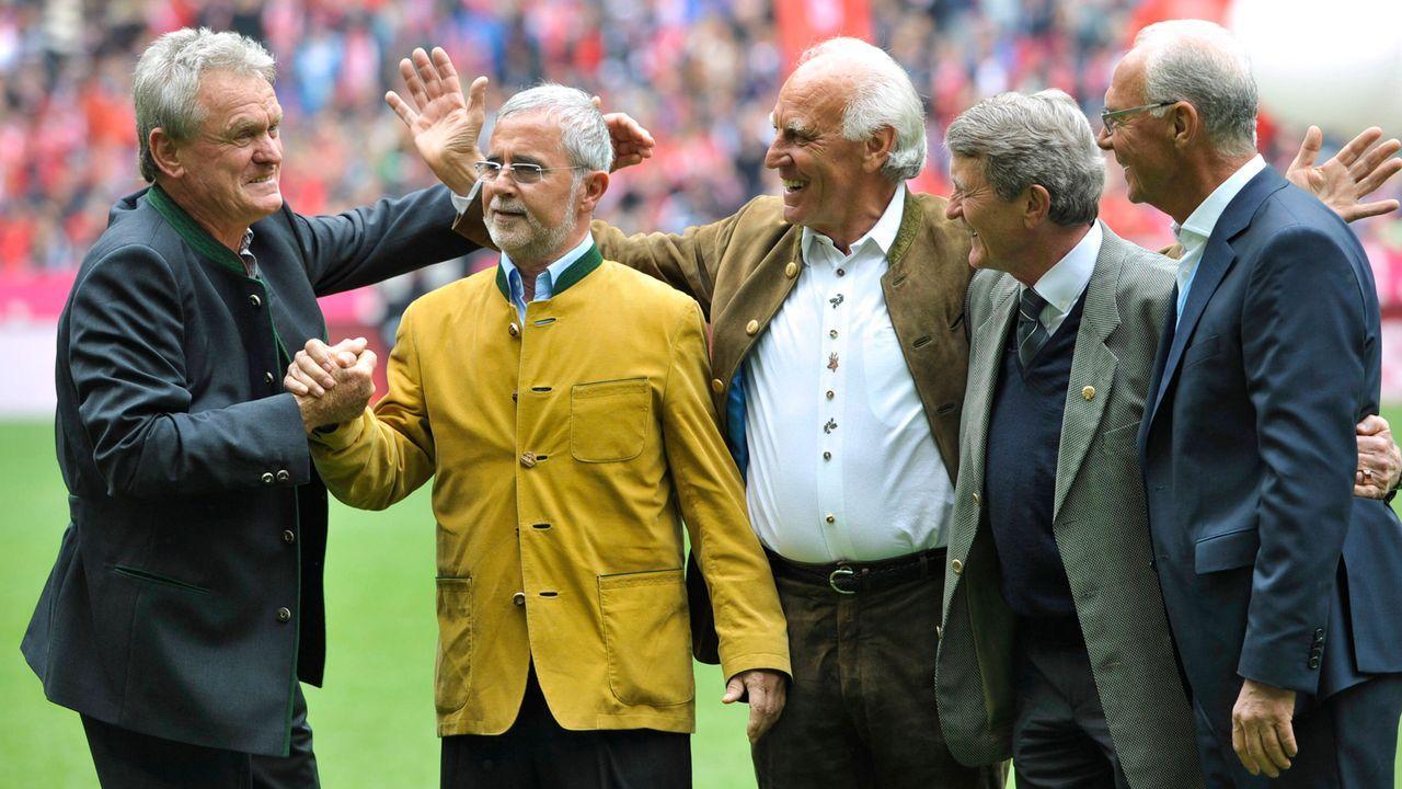 Gerd Müller ist tot: Eine unvergleichliche Torjäger-Karriere - Bildquelle: imago images/Sven Simon