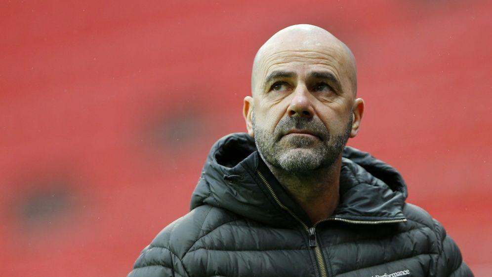 Peter Bosz braucht ein Erfolgserlebnis mit Leverkusen - Bildquelle: AFPSIDTHILO SCHMUELGEN
