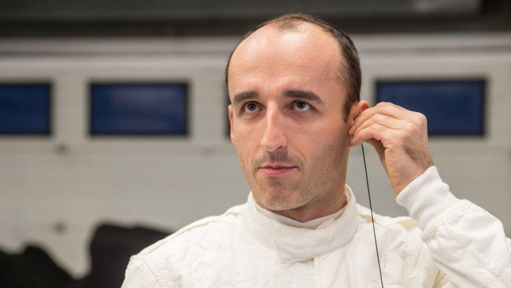 Robert Kubica wird 2020 mit BMW in der DTM fahren. - Bildquelle: BMW