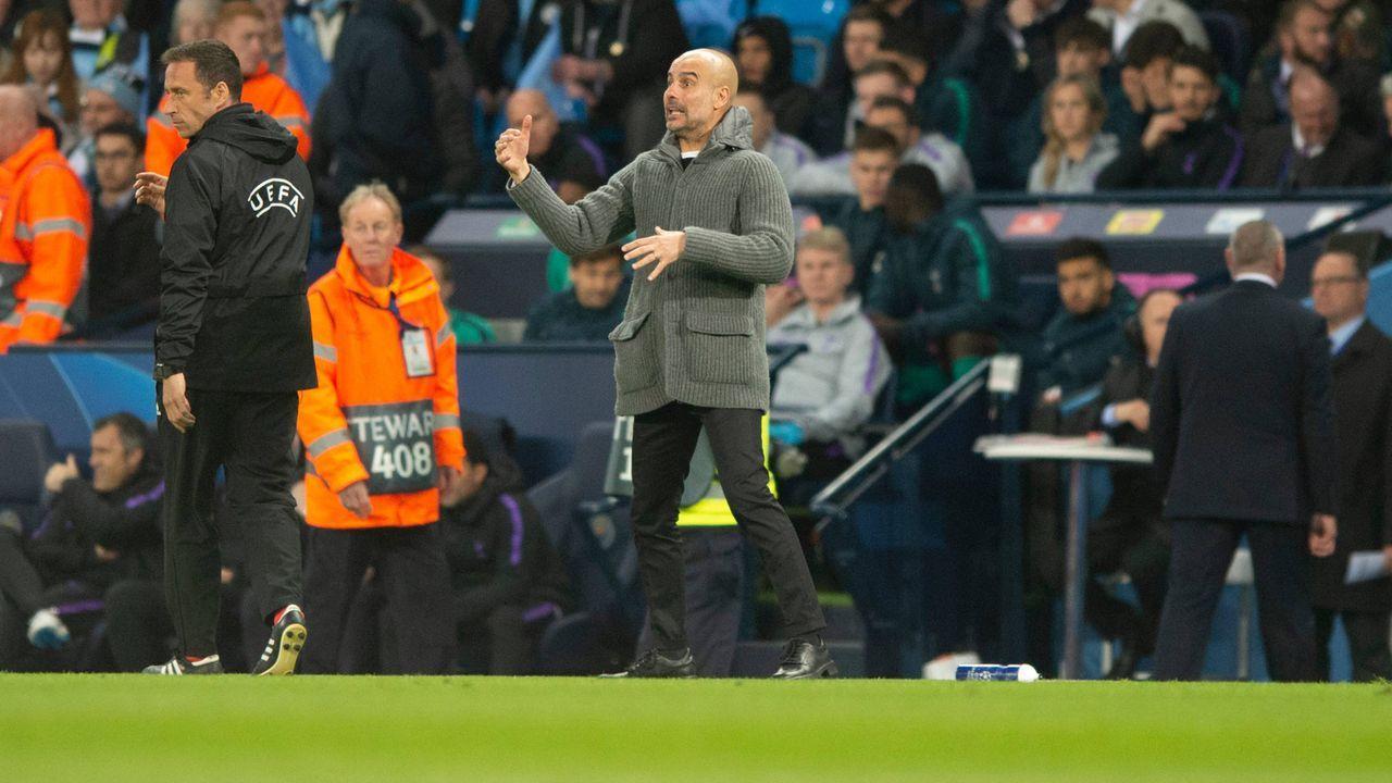 Manchester City - Tottenham Hotspur 4:3 - Bildquelle: imago images / Focus Images