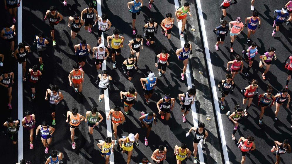 Wegen COVID-19: Der Frankfurt-Marathon wird abgesagt - Bildquelle: POOLAFPSIDCHARLY TRIBALLEAU