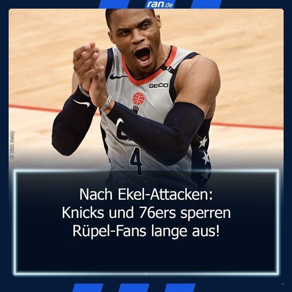 LINK IN BIO - NBA sperrt Fans