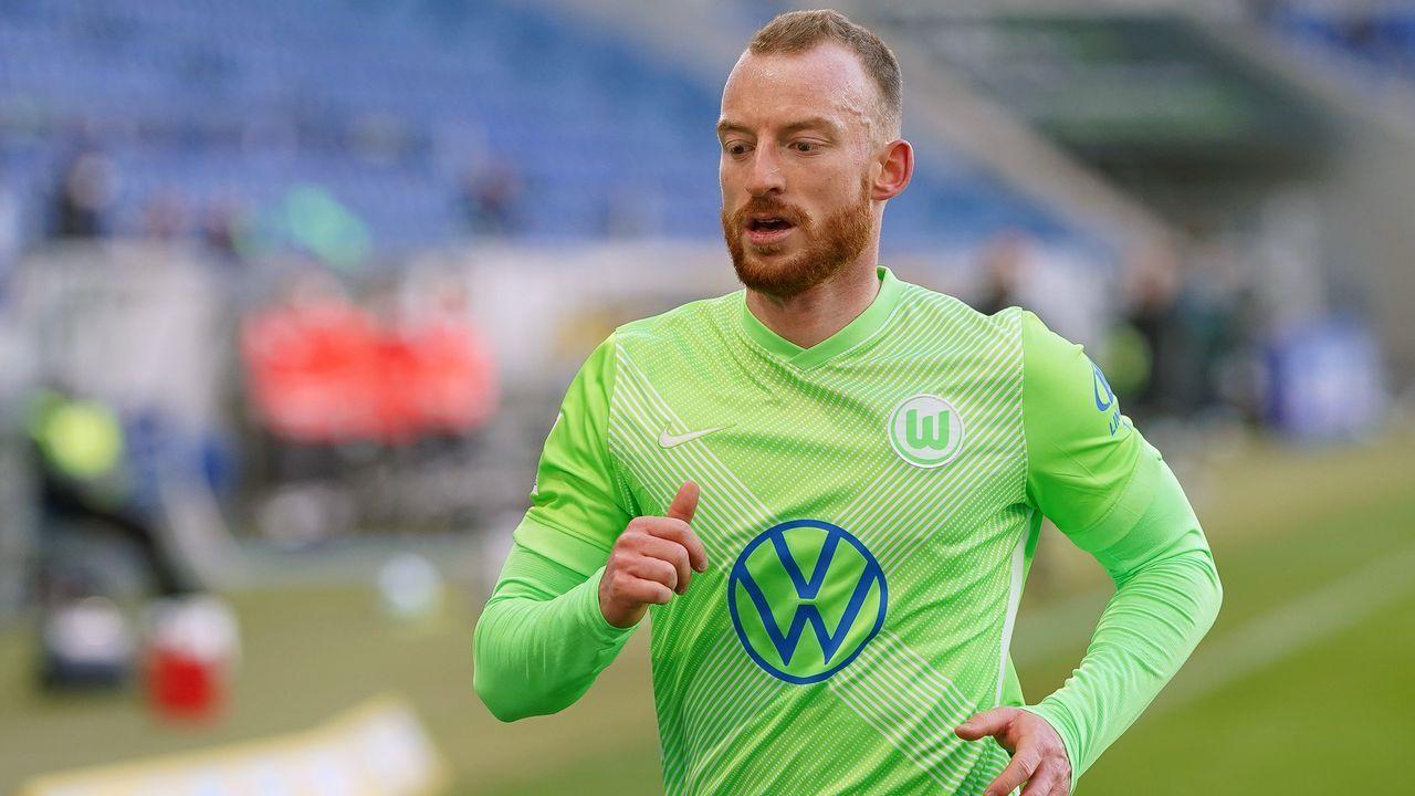 Maximilian Arnold (Deutschland/VfL Wolfsburg) - Bildquelle: 2021 Getty Images