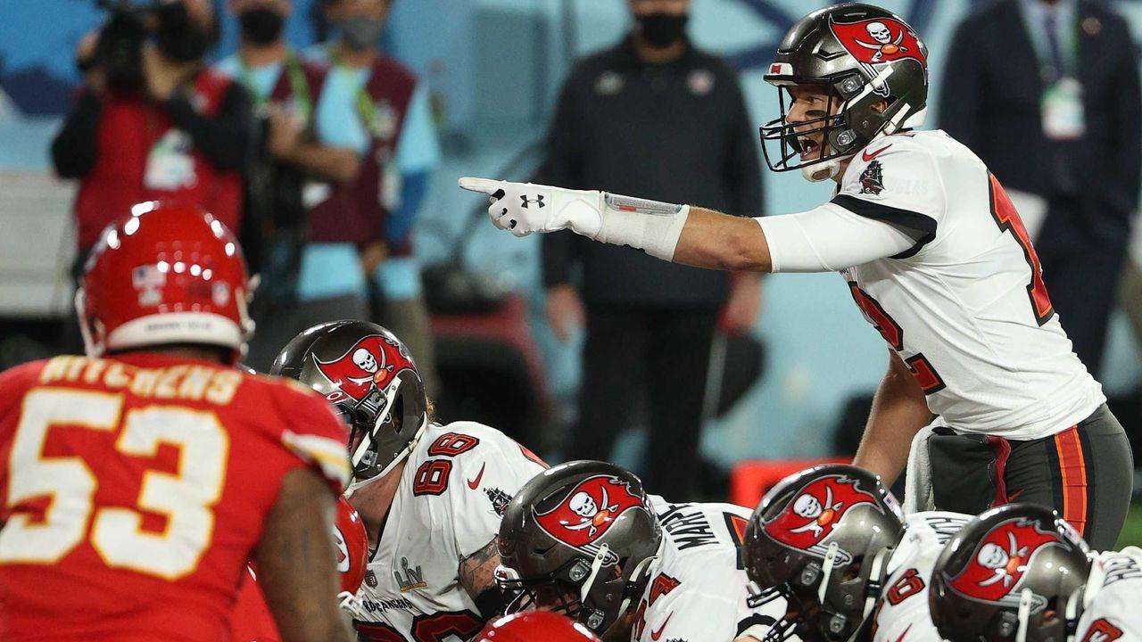 So schätzen die Wettanbieter in Las Vegas die Siegchancen der NFL-Teams ein - Bildquelle: getty
