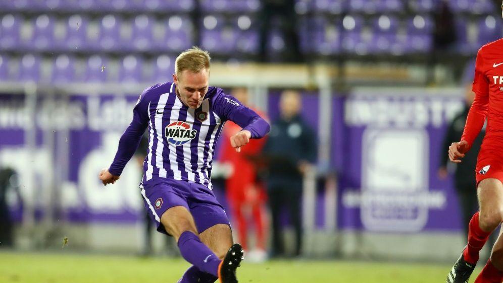 Arminia Bielefeld verpflichtet Florian Krüger - Bildquelle: FIROFIROSID