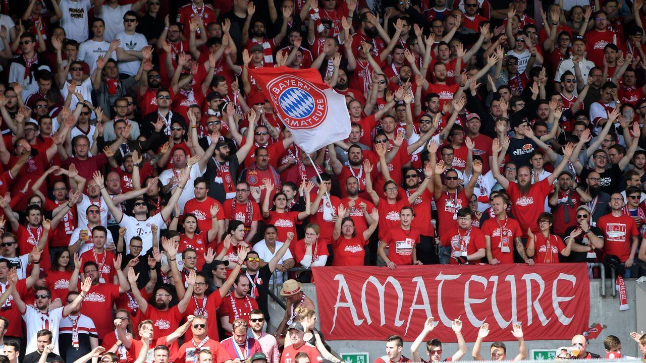 Platz 16: FC Bayern München II - Bildquelle: imago images / foto2press
