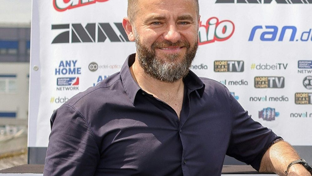 ELF-Geschäftsführer Zeljko Karajica - Bildquelle: European League of FootballEuropean League of FootballEuropean League of Football