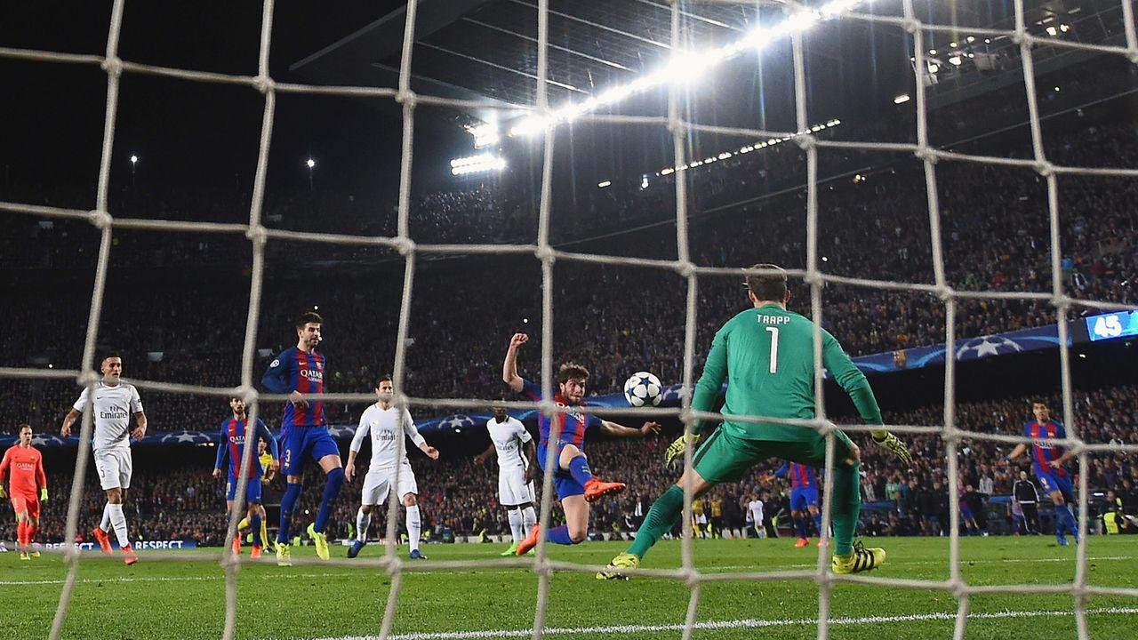 Sergi Roberto (FC Barcelona) - Bildquelle: 2017 Getty Images