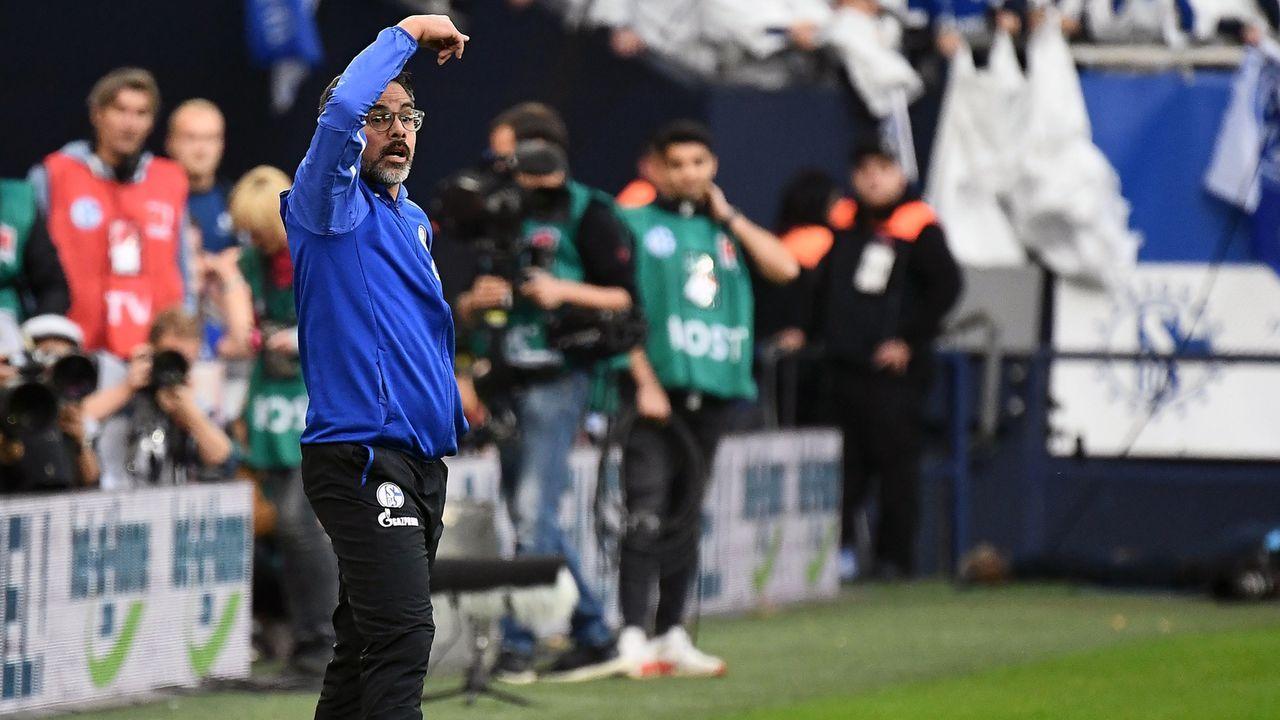 Bundesliga: Impressionen vom Revierderby 2019/20 - Bildquelle: imago images/Jan Huebner