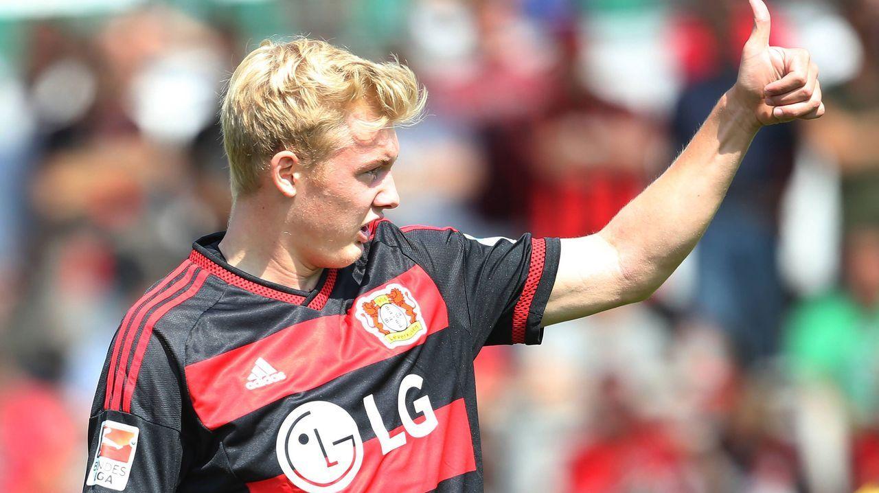 10. Bayer Leverkusen (5,5 Millionen Euro) - Bildquelle: imago/Chai v.d. Laage
