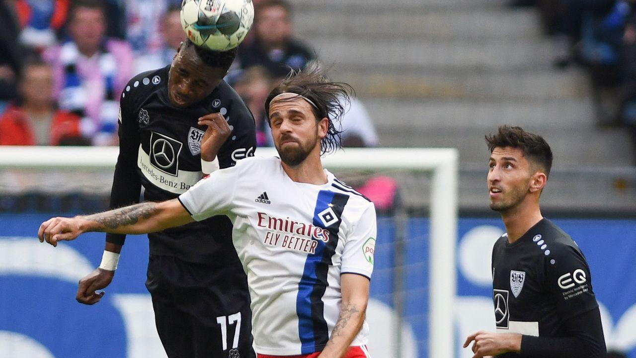 VfB Stuttgart ist Hamburgs Angstgegner - Bildquelle: 2019 Getty Images