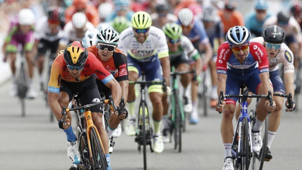 Die Straßenrad-WM steht kurz vor einer Absage - Bildquelle: POOLAFPSIDGUILLAUME HORCAJUELO