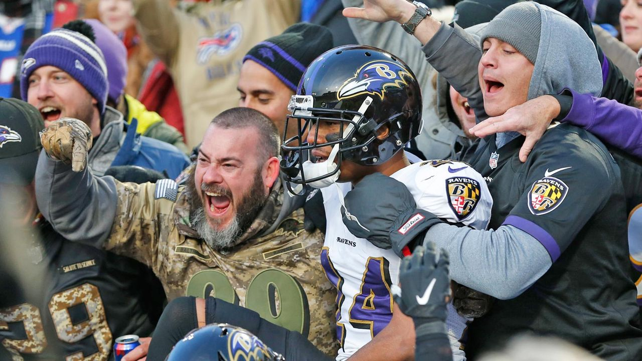 Baltimore Ravens - Bildquelle: getty