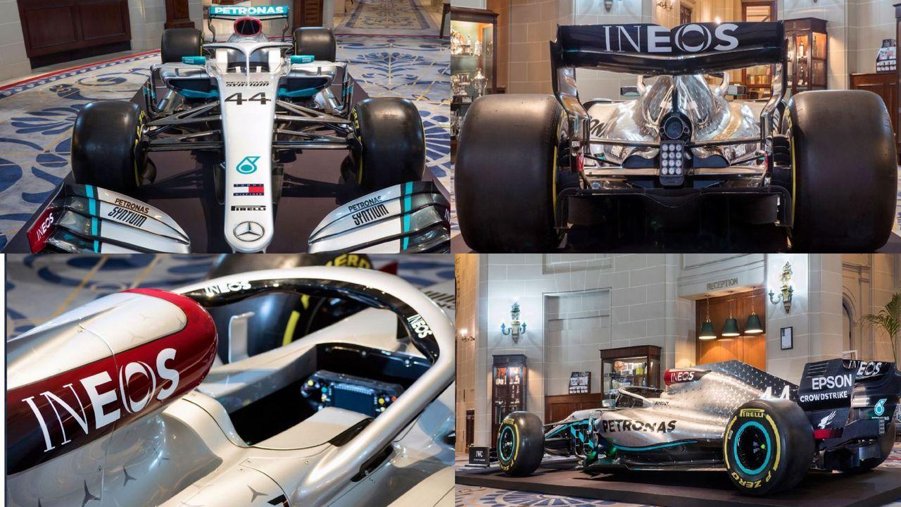 Mercedes AMG F1 - Bildquelle: twitter.com/mercedes-amg-f1