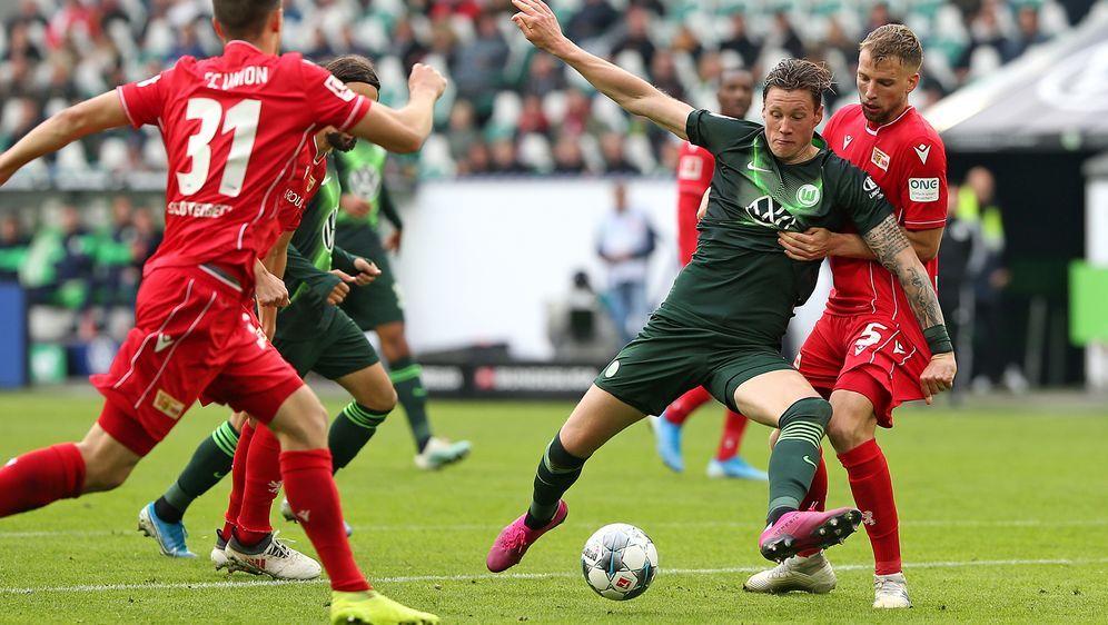 Matchwinner: Wout Weghorst trifft zum entscheidenden 1:0 - Bildquelle: Getty Images