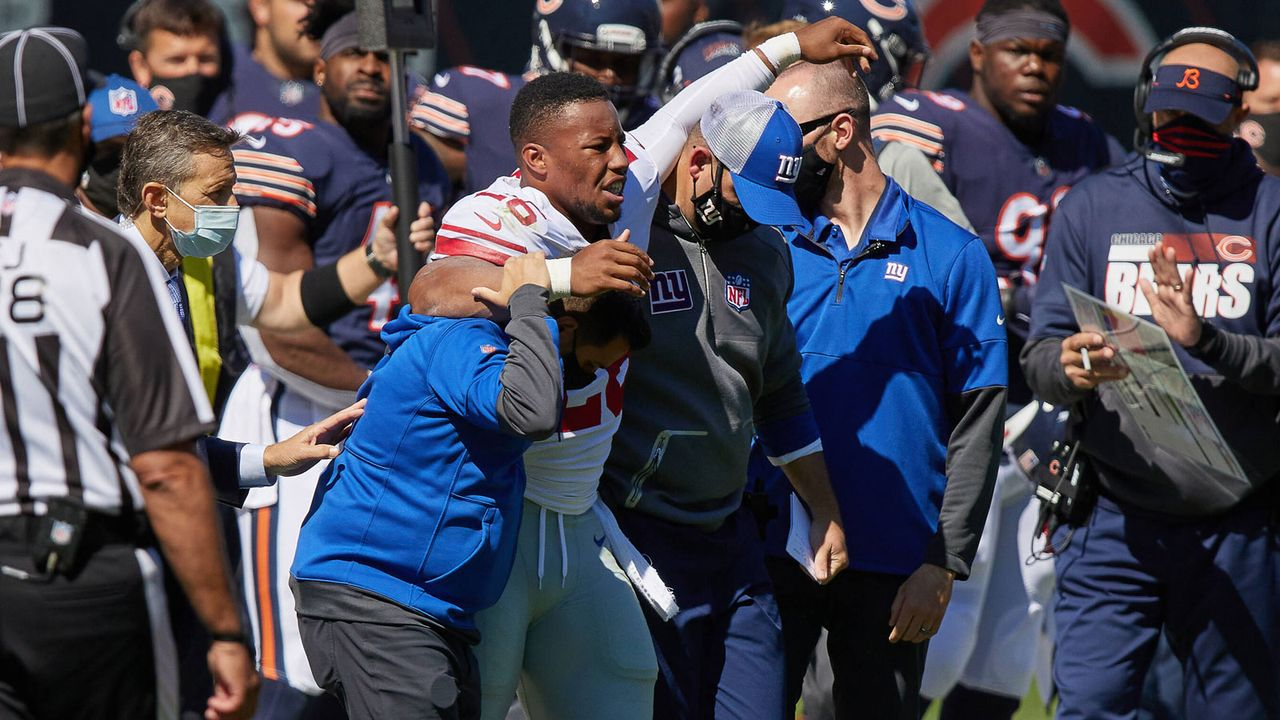 Saquon Barkley (New York Giants) - Bildquelle: imago
