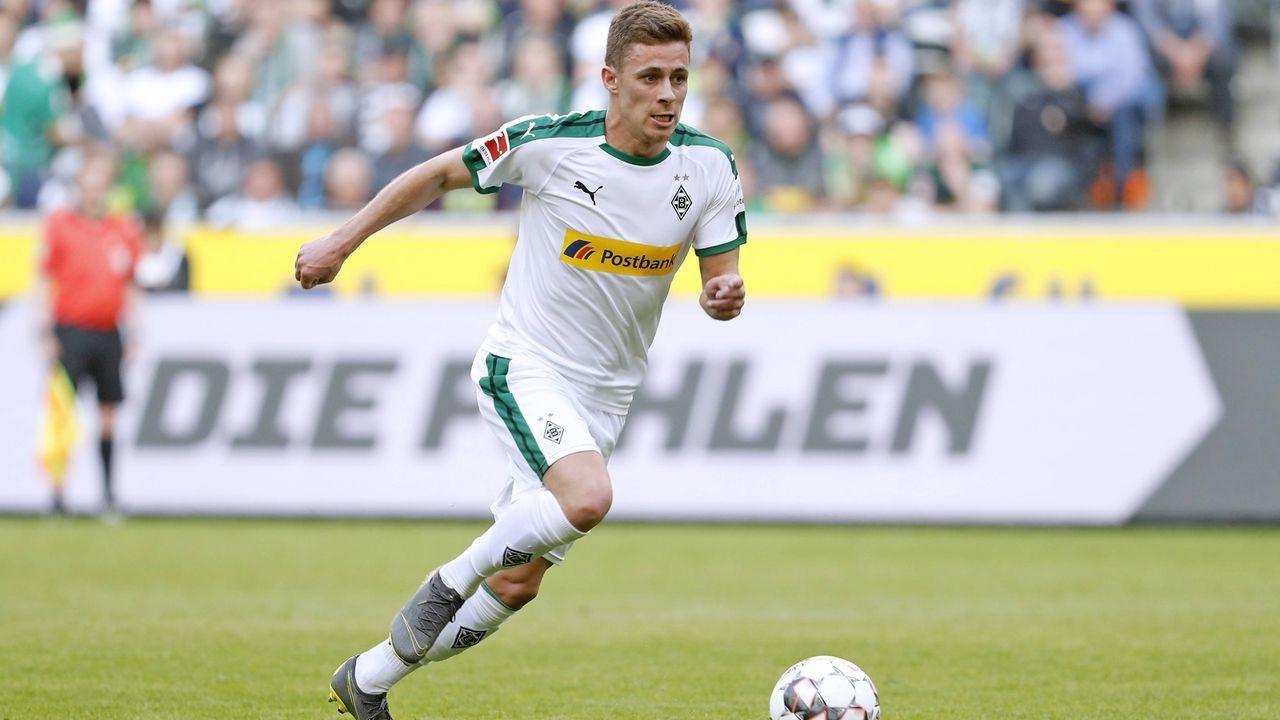 Thorgan Hazard (Borussia Mönchengladbach) - Bildquelle: imago
