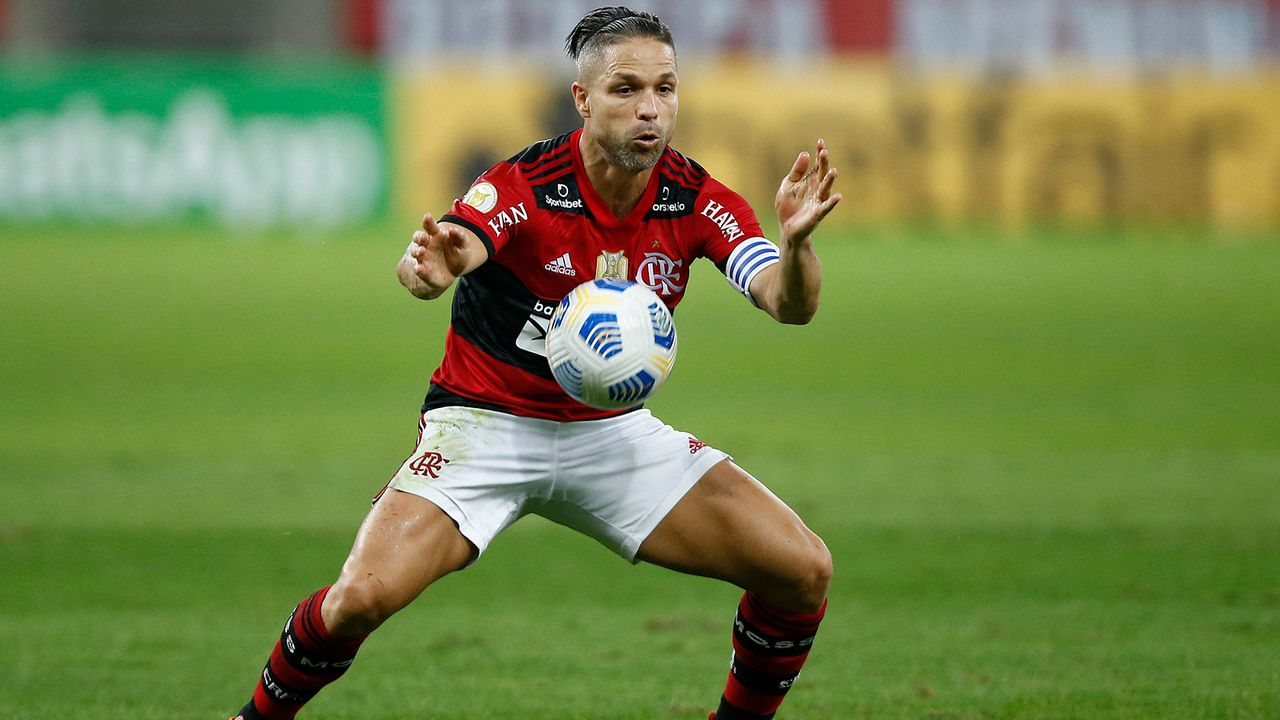 Diego (Flamengo Rio de Janeiro) - Bildquelle: 2021 Getty Images