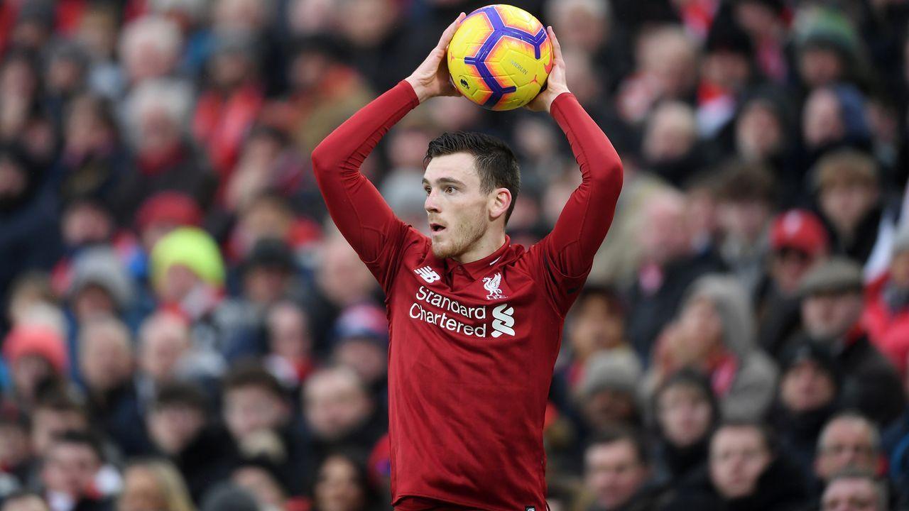 Abwehr - Andrew Robertson (FC Liverpool) - Bildquelle: 2019 Getty Images