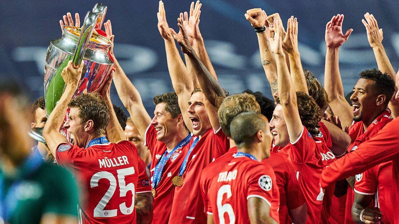 Platz 1: FC Bayern