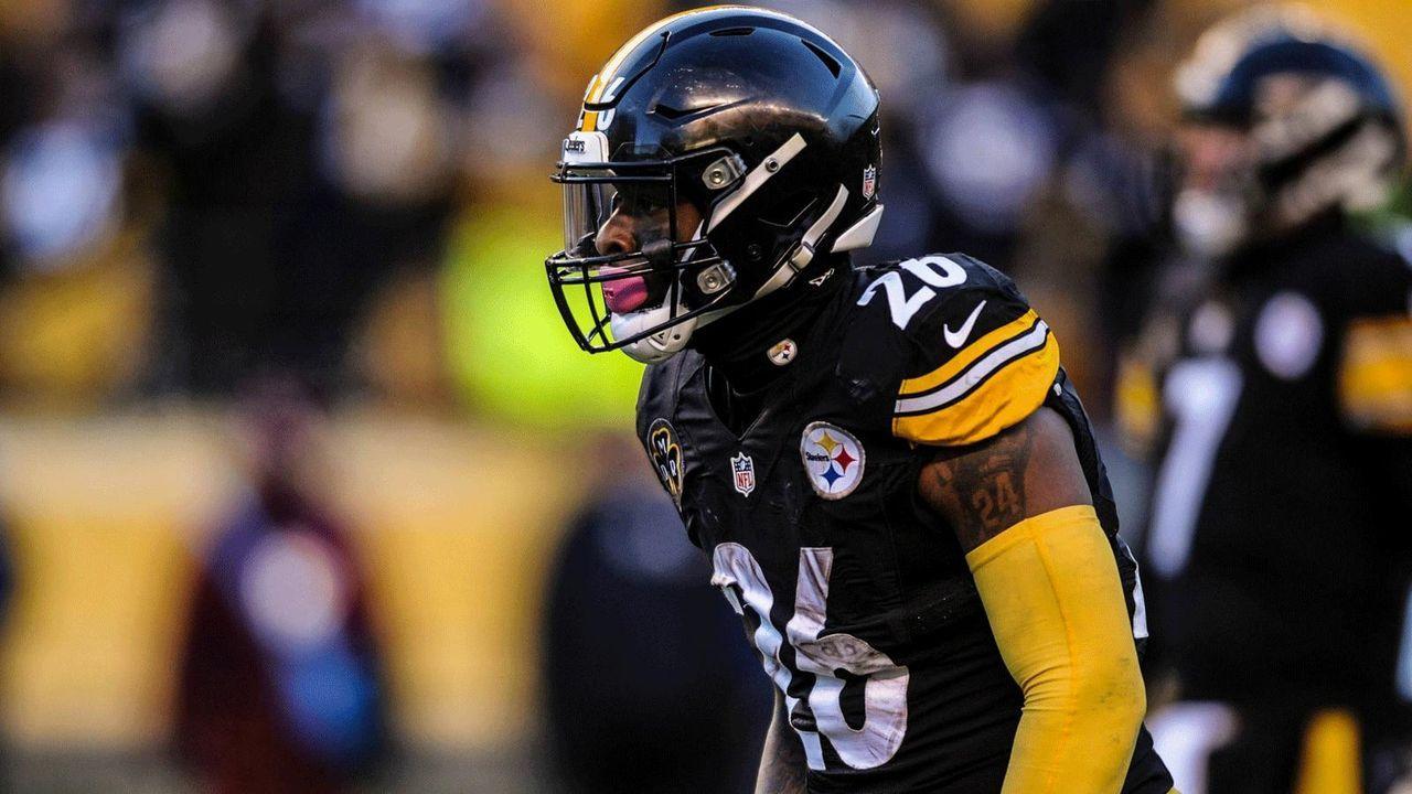Le'Veon Bell (Pittsburgh Steelers / aktuell kein Gehalt, da Franchise Tag nicht unterschrieben) - Bildquelle: Imago