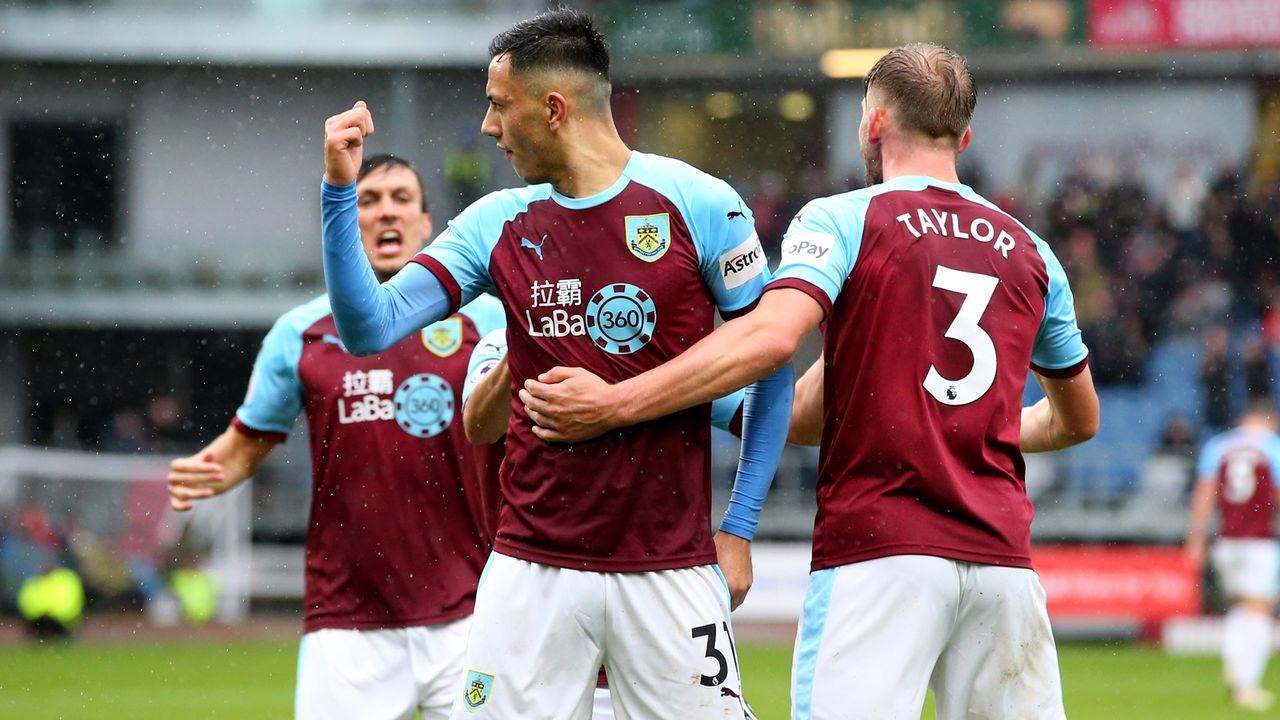 Platz 19 - FC Burnley - Bildquelle: 2019 Getty Images