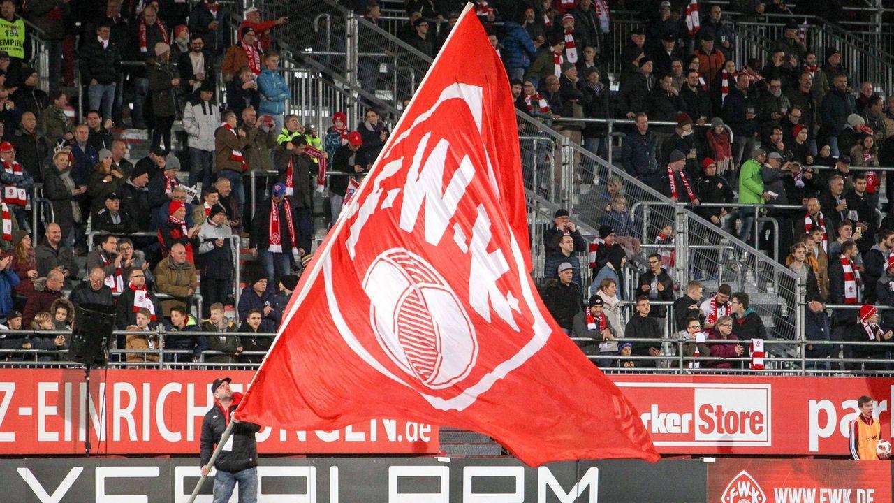 Platz 9: Würzburger Kickers - Bildquelle: imago/Picture Point