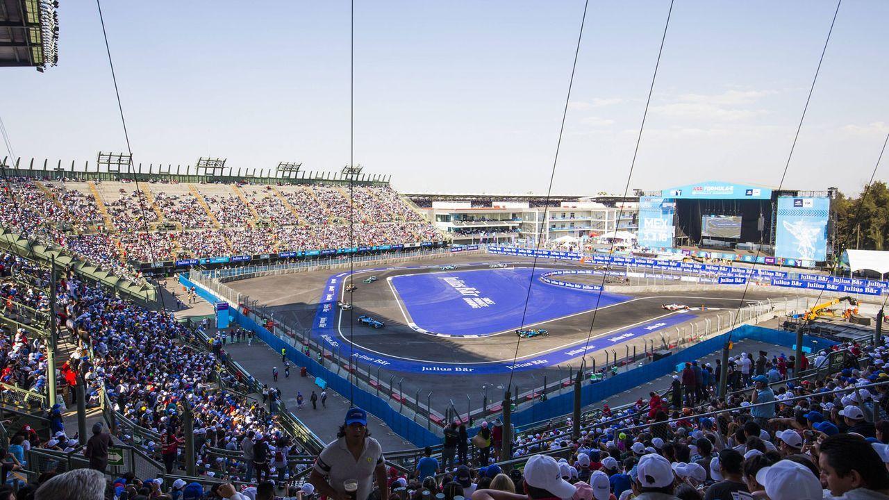 Mexiko-City (15. Februar 2020) - Bildquelle: imago/LAT Photographic
