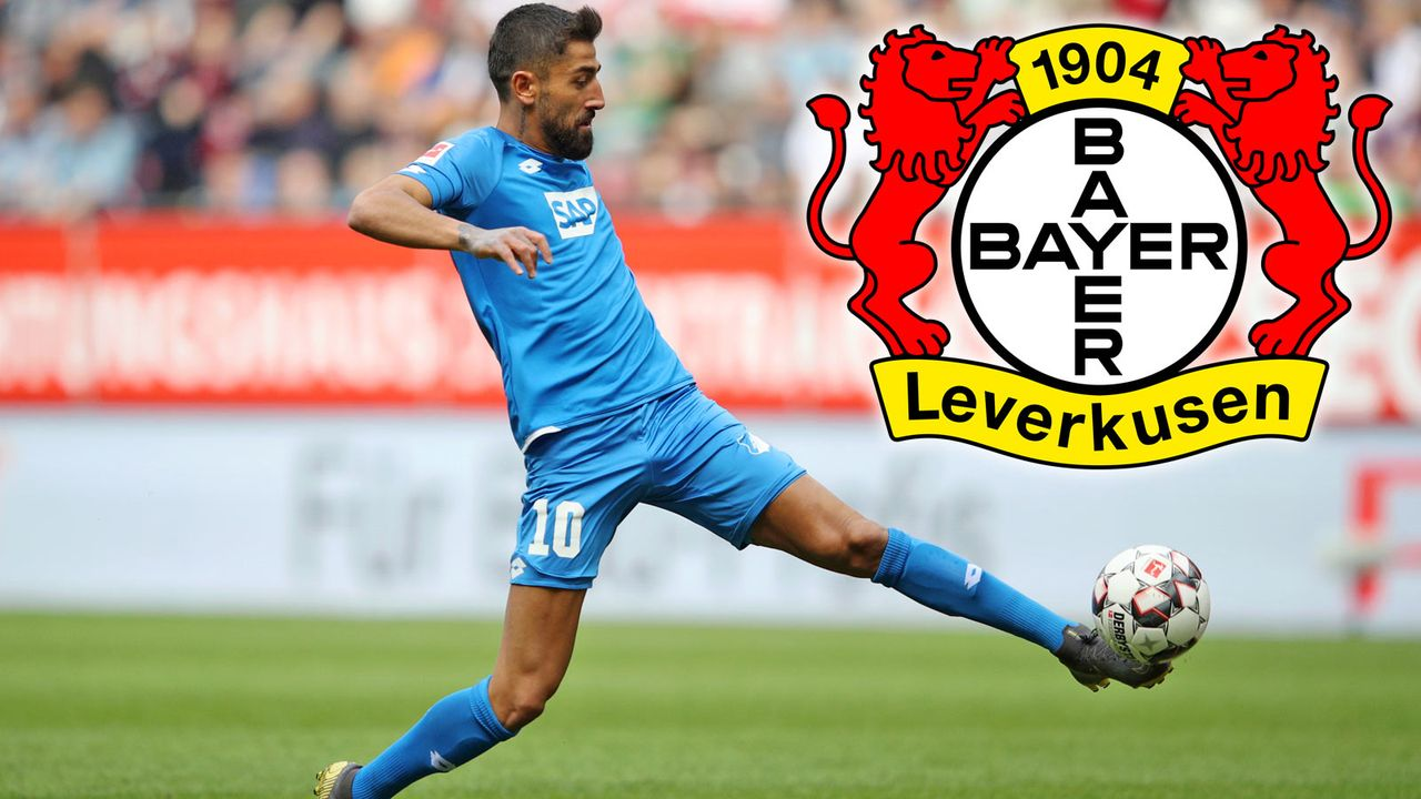 Kerem Demirbay (Bayer Leverkusen) - Bildquelle: Getty