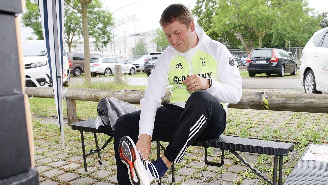 Christian Reitz (Schießen) - Bildquelle: imago images/Pressefoto Baumann