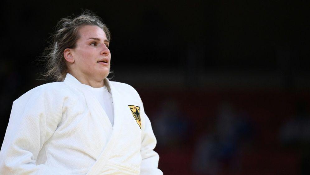 Judoka Anna-Maria Wagner steht im Halbfinale - Bildquelle: AFPSIDFRANCK FIFE