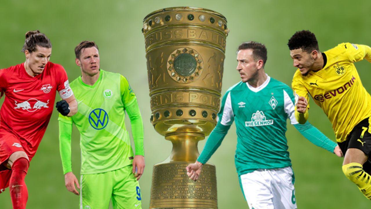 Die Titelchancen der Pokal-Viertelfinalisten - Bildquelle: Imago Images/ran.de