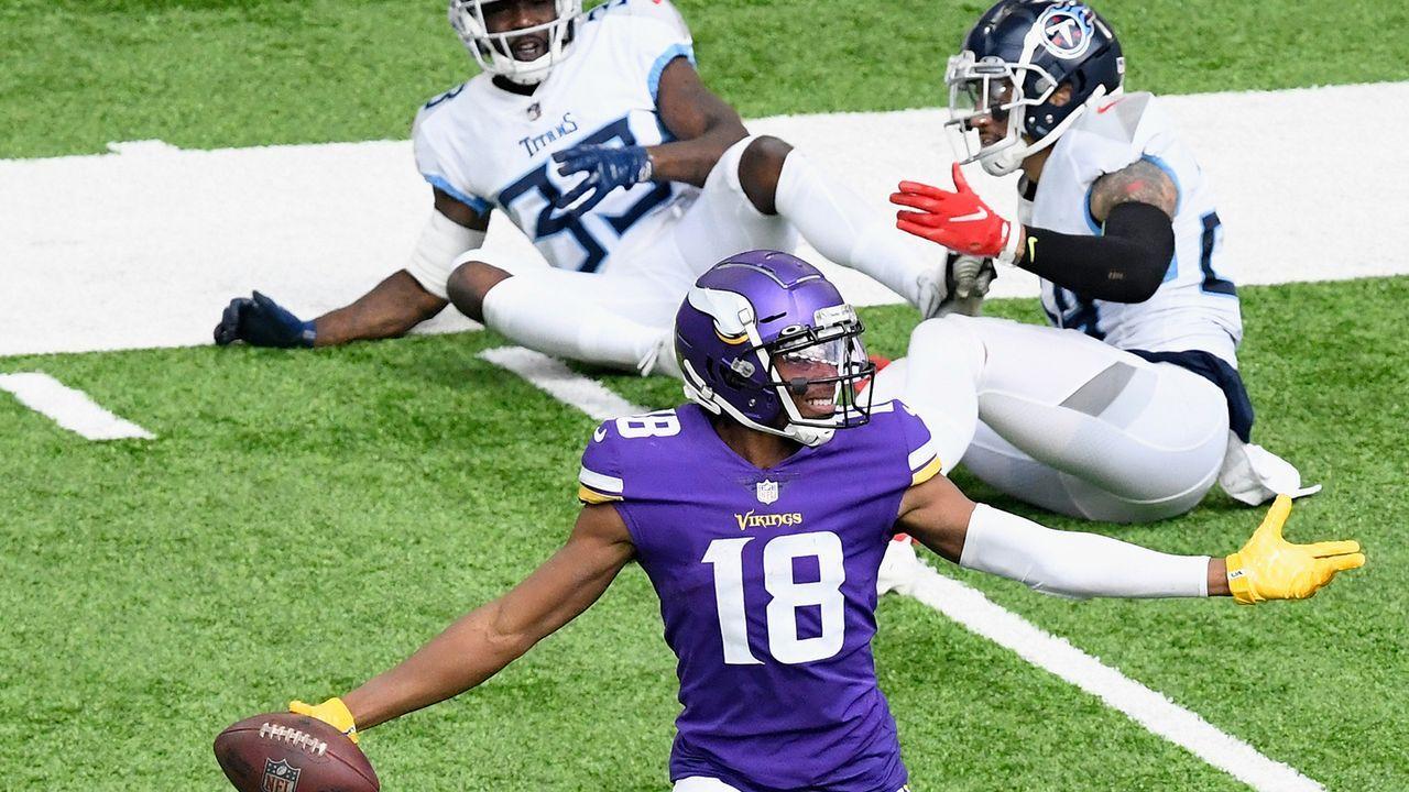 Justin Jefferson (Minnesota Vikings) - Bildquelle: Getty Images