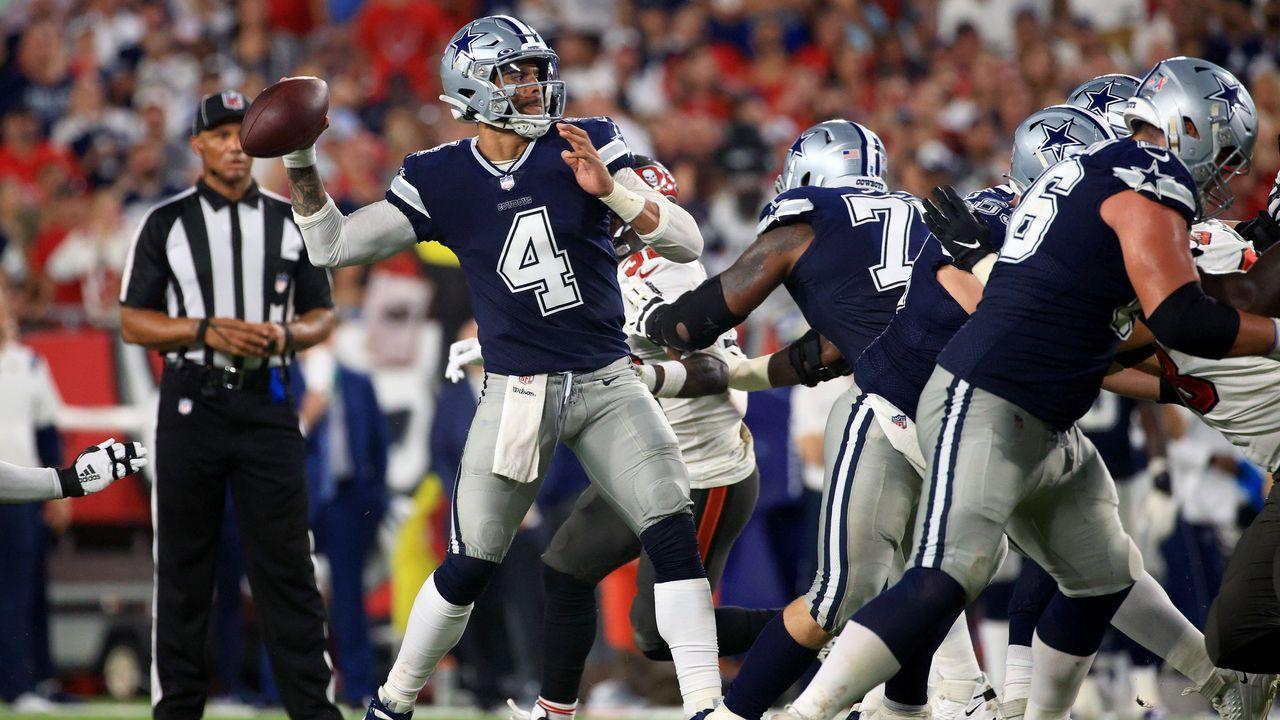Dallas Cowboys - Bildquelle: 2021 Getty Images