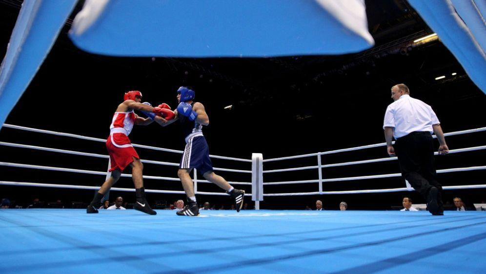 Derzeit findet die Amateurbox-WM in Russland statt - Bildquelle: PIXATHLONPIXATHLONSID