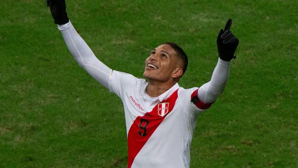 Guerrero machte in der Nachspielzeit alles klar - Bildquelle: AFPSIDJEFERSON GUAREZE