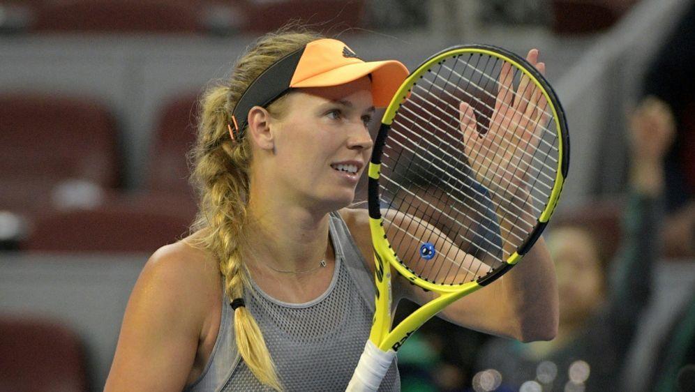 Abschied nach den Australien Open: Caroline Wozniacki - Bildquelle: AFPSIDNOEL CELIS