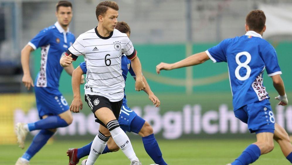 Geiger fehlt U21 verletzungsbedingt - Bildquelle: FIROFIROSIDfiro SportphotoJrgen Fromme